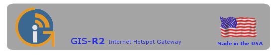 Guest Internet Hotspot Gateway label